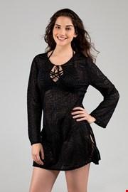 Φόρεμα παραλίας Trinidad Black