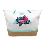 Τσάντα παραλίας French Summer