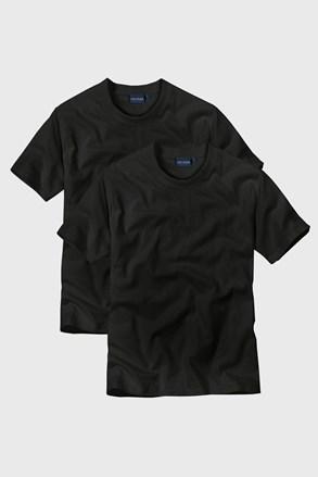 2pack ανδρικό μπλουζάκι Black
