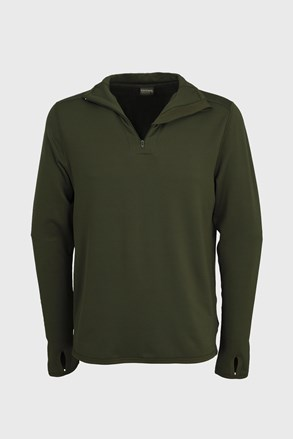 Λειτουργική μπλούζα Extreme Olive με μακρύ μανίκι