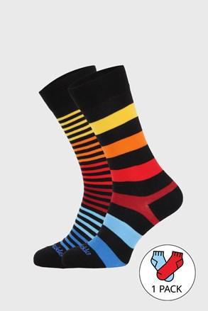 Κάλτσες Fusakle Extrovert σκούρες