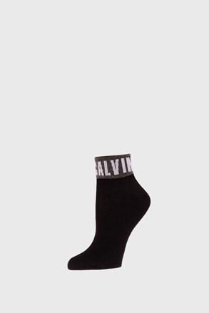 Γυναικείες κάλτσες Calvin Klein Kayla μαύρες