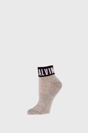 Γυναικείες κάλτσες Calvin Klein Kayla γκρι