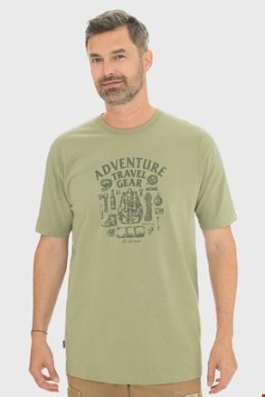 Πράσινο μπλουζάκι Bushman Sims
