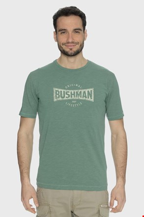 Πράσινο μπλουζάκι Bushman Symbol
