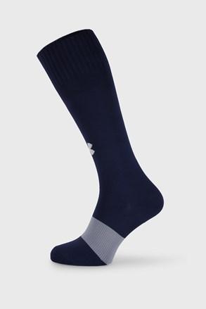 Σκούρες μπλε ποδοσφαιρικές κάλτσες μέχρι το γόνατο Under Armour