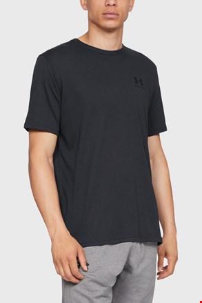 Μπλούζα Under Armour Sportstyle μαύρη