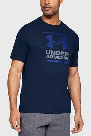 Σκούρο μπλε μπλουζάκι Under Armour Foundation