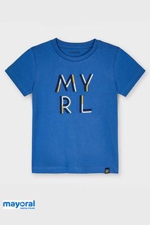 Μπλούζα για αγόρια Mayoral Waves
