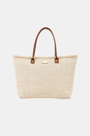 Γυναικεία τσάντα παραλία Ariadni