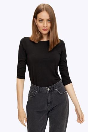 Γυναικείο μπλουζάκι Pieces Sirene μακρυμάνικο