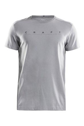 Ανδρικό μπλουζάκι CRAFT Deft γκρι