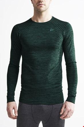 Ανδρικό μπλουζάκι Craft Fuseknit Comfort σκ. πράσινο