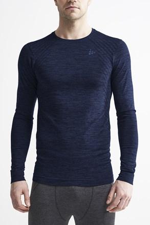 Ανδρικό μπλουζάκι Craft Fuseknit Comfort σκ. μπλε