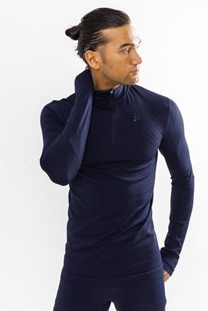 Ανδρικό μπλουζάκι Craft Fuseknit Comfort Zip