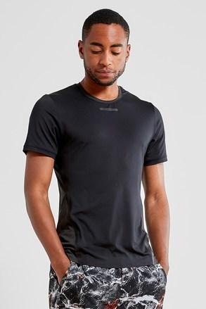 Ανδρικό μπλουζάκι CRAFT Vent Mesh SS μαύρο
