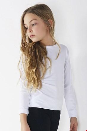 Μπλουζάκι για κορίτσια με μακρύ μανίκι Star