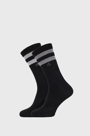 2 PACK κάλτσες Calvin Klein Maurice μαύρες