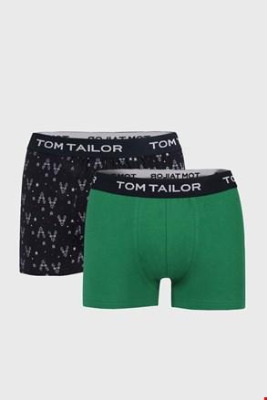 2 PACK μποξεράκια Tom Tailor μπλε και πράσινο