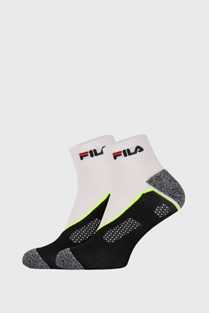2 PACK κάλτσες FILA Running White