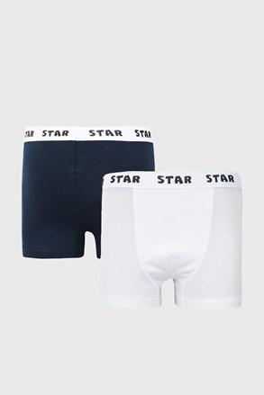 2 PACK μποξεράκια για αγόρια Star