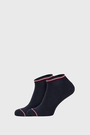 2 PACK κάλτσες Tommy Hilfiger Iconic Sneaker μπλε