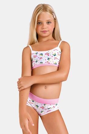 Σετ σλιπ με μπουστάκι για κορίτσια Butterfly III