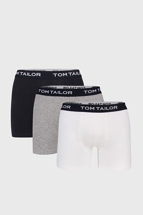 3 PACK μακρύ μποξεράκι Tom Tailor
