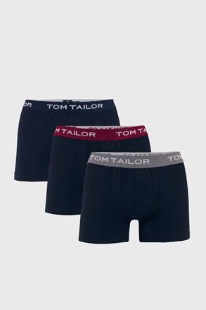 3 PACK μπλε μποξεράκι Tom Tailor