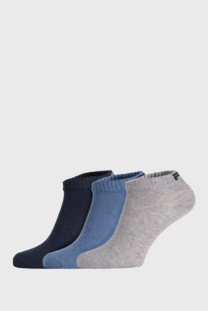 3 PACK χαμηλές κάλτσες FILA New Sky Ι