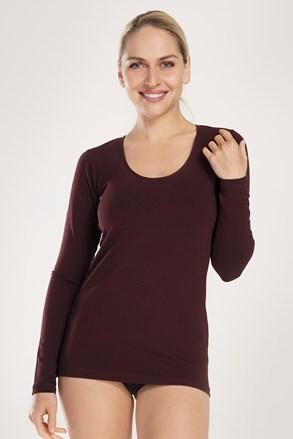 Γυναικείο βαμβακερό μπλουζάκι Nora