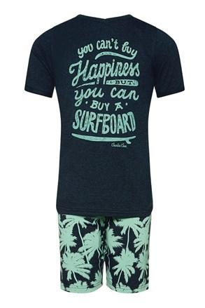 Πυτζάμα για αγόρια Surfboard