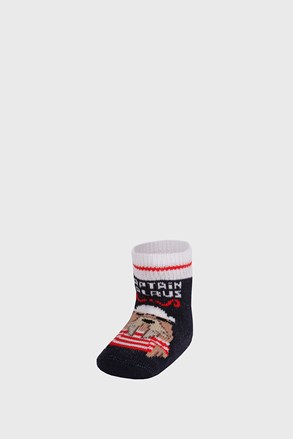 Κάλτσες για αγόρια Captain Walrus