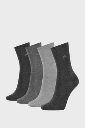 4 PACK γυναικείες κάλτσες Calvin Klein Lola I