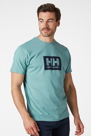 Ανδρικό πράσινο μπλουζάκι Helly Hansen