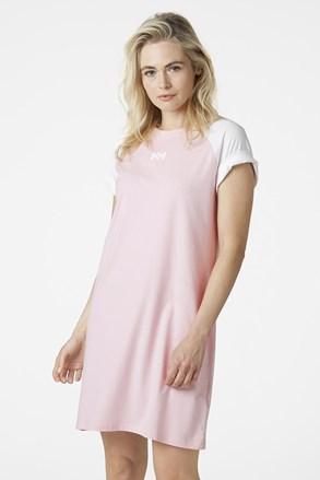 Γυναικείο φόρεμα Helly Hansen ροζ