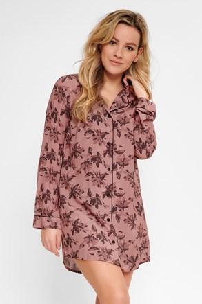 Γυναικείο πουκάμισο Flower Fudge