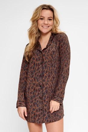 Γυναικείο πουκάμισο Animal