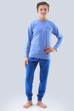 Πιτζάμα για αγόρια Atlantic ανοιχτό μπλε