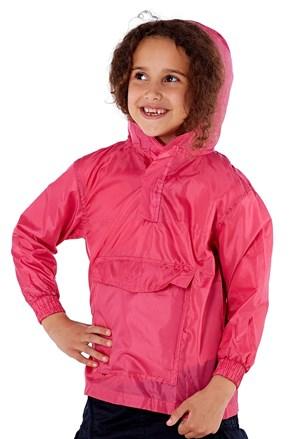 Παιδικό μπουφάν τσέπης ProClimalite ροζ