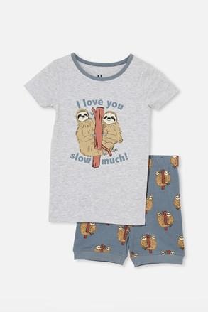 Πιτζάμες για αγόρια Lenochod
