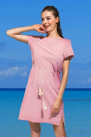 Γυναικείο φόρεμα παραλίας Pandora κόκκινο