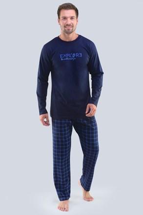 Μπλε πιτζάμα Ellis