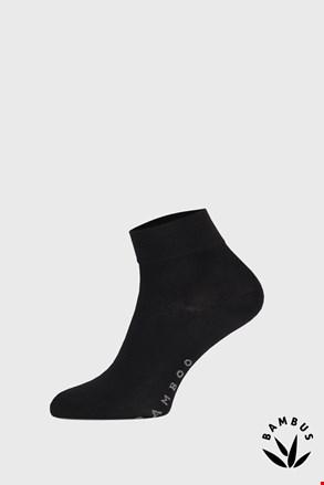 Μαύρες μπαμπού κάλτσες μεσαίες