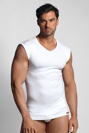 Λευκό ισοθερμικό μπλουζάκι αμάνικο