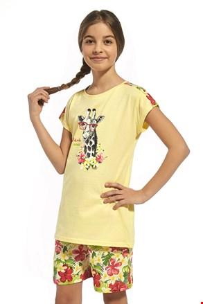 Βαμβακερή πυτζάμα για κορίτσια Aloha
