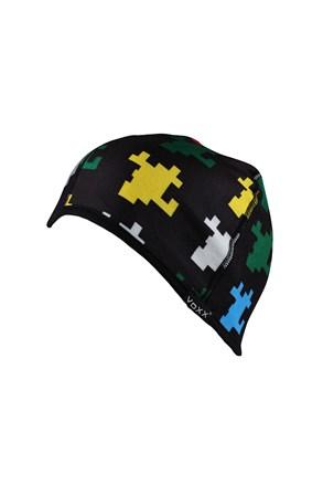 Σκούφος διπλής όψεως για αγόρια VOXX Minecraft