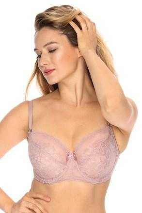 Σουτιέν Christine χωρίς ενίσχυση ροζ
