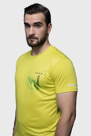 Κίτρινο μπλουζάκι LOAP Malty