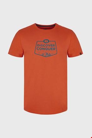 Πορτοκαλί μπλουζάκι LOAP Anakin